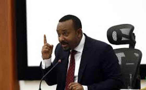 WAZIRI MKUU WA ETHIOPIA AAMURU MASHAMBULIO DHIDI YA MJI WA MEKELLE.