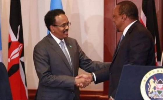 SOMALIA YATANGAZA KUREJESHA UHUSIANO NA KENYA.